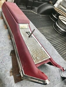 1962 63 64 Factory Center Console W Shifter Ford Galaxie Xl Monterey Automatic