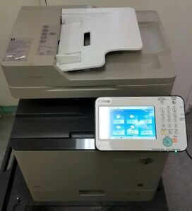 Canon Imagerunner Advance C250if Multifunction Copier great Used Condition