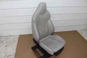 2007 2008 2009 2010 2011 Audi S6 C6 Front Left S6 Sport Leather Seat Assembly