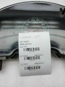 2006 Ford F 150 Speedometer Cluster Fits 2006 R 17904 C