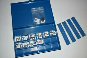 X ray Markers Lead Numbering Kit