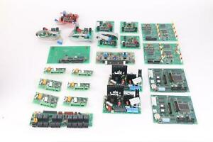Gamewell Thorn Notifier Grinnell Fire Control Boards Components Lot Of 21