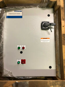 Xylem Centripro Aquastart Ast20300 30 Hp 85 Amps With Weg Ssw07 Soft Starter