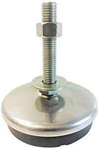 Sunnex Am Series Stainless Steel Leveling And Anti vibration Machine Mount 6 8