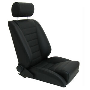 Bmw 2002 Lemans Sport Seat Perforated Leather 02 Series From 66 To 77