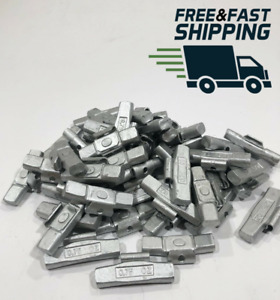 Wheel Balancing Weights P Type Clip On 75 Oz 50 Piece Box Free Ship