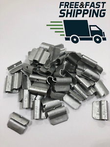 Wheel Balancing Weights Fn Type Coated Clip On 25 Oz 50 Pieces Free Shipping