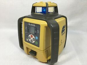 Topcon Rl sv2s High Accuracy Dual Slope Laser Self leveling Construction Laser