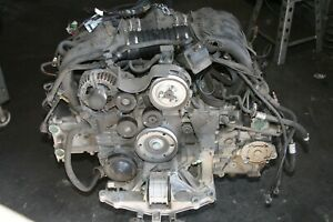 Porsche Boxster 986 2000 2002 2 7l Engine Motor Drop Out 78k Leakdown Tested