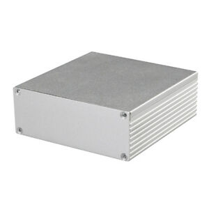 5pcs Aluminum Box Enclosure Case Project Electronic Diy 110 110 40mm For Pcb