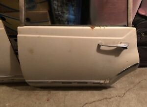 1962 Plymouth Valiant Rear Doors
