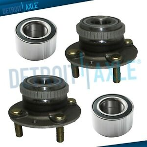 For Kia 1997 1999 2000 2001 Sephia 2000 Spectra Front Rear Wheel Hub