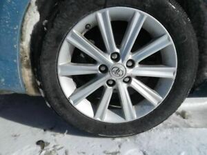 Wheel 17x7 Alloy 10 Straight Spoke Toyota Camry 2014 2013 2012