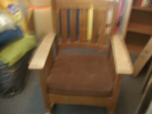Stickley Brandi Mission Oak Rocking Chair