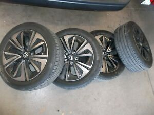 Honda Stock Wheels Tires Oem Rims Civic Free Shipping Clearance