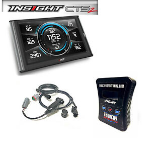 Mercenary Race Tuning Monitor And Switch For 2011 2016 Chevy Lml 6 6 Duramax