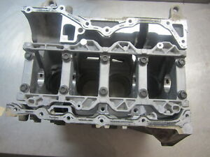 Blt30 Bare Engine Block 2005 Ford Escape 2 3 5l8g6015af