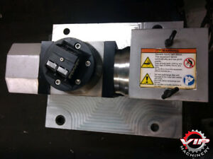 2011 Haas Tr 110 5 Axis Trunnion Table With Boosters Brushless Sigma 1 Style
