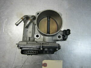 01w008 Throttle Valve Body 2011 Honda Accord 3 5