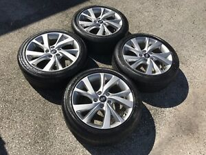New 2016 17 Hyundai Veloster 17 Oem Wheels Tires Rims 529102v550