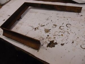 1959 Allis Chalmers D 17 Gas Farm Tractor Home Made Front Hitch nice