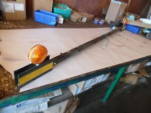 1977 Allis Chalmers 7000 Farm Tractor Home Made Light Bar nice