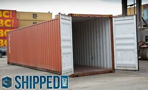 Great Opportunity 40ft High Cube Wwt Used Shipping Containers In Decatur Ga