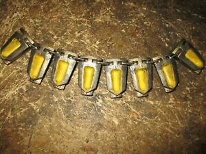 Parker Hydraulic Hose Crimp Die 80c p0740 Yellow 3 8 Hy Series Fittings