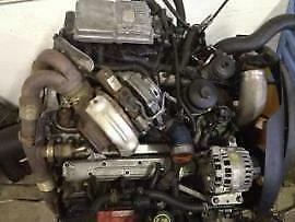 Ford F350 6 0l Diesel Turbo Engine And Transmission 2005 Only 116k