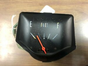 1966 To 1967 Chevelle Oem Gm Used In Dash Fuel Gauge
