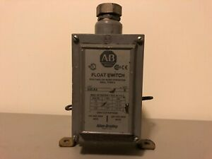 Used Allen bradley Float Switch 840 a4 Series B