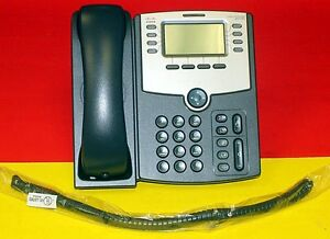 Cisco Spa508g Spa 508g Unified Voip Ip Poe Telephone Phone 25xavailable