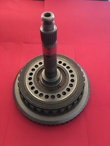Take Out Cft30 Cvt Transmission Reverse Planet Shaft 2005 Up Ford Freestyle