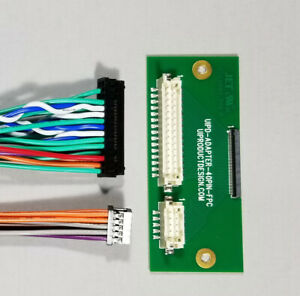 40 Pin Lvds Tft Display Interface Kit 0 5mm Ffc Fpc Ui Product Design