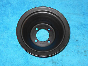 1970 1971 1972 1973 Ford Mustang Mach 1 Torino Cougar 351w 351c 2v Crank Pulley