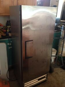 True Model T 12f Freezer New Compressor Great Shape New Compressor