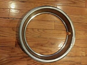 Ford Festiva Oem 12 Steel Wheel Beauty Trim Ring