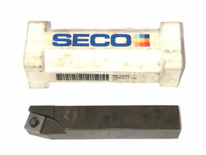 New Seco Sbr 12 4 3 4 Square Shank Indexable Lathe Tool Holder