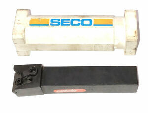 New Seco Mtfnr 16 5d 1 Square Shank Indexable Lathe Tool Holder