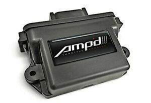 Superchips Amp d Throttle Booster For Chevy gmc 01 05 Diesel 6 6l