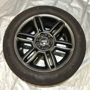 2011 2014 Mini Cooper Clubman 6 Double Spoke Wheel Rim W Tire 16x6 5 R2003