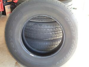 Used Tires Toyo A26 P265 70r18