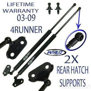 Two Hatch Rear Door Liftgate Tailgate Lift Supports Shock Strut Arm For 4runner