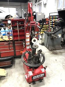 Hunter Tc3500 Tire Changer Machine