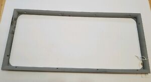 Model A Ford 1928 1931 Closed Cab Passenger Car Rear Window Frame