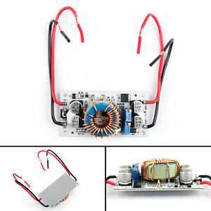 5pcs 250w Adjustable Dc Step Up Boost Converter Power Supply Led Driver 10a T2