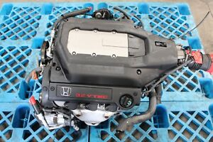 2001 2003 Acura Tl Type S 3 2l J32a Jdm Engine With 50k Miles