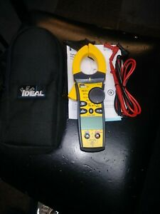 Ideal Clamp Meter Model 61 765