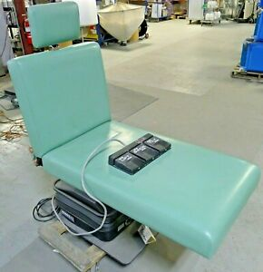 Dmi Healthchair A29 112t Green Electric Medical Exam Chair Fully Functional