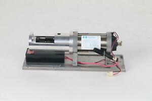 Hp 05517 68201 Helium neon Gas Laser Includes Base And Hp 0950 0470 Power Supply